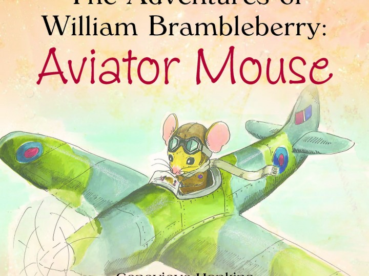 Crowd Funding Launched for Second Hard Cover Edition of Aviator Mouse