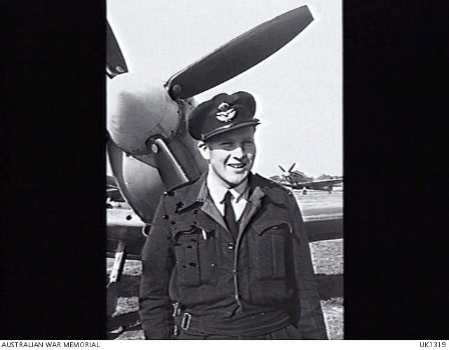 FLGOFF Roger Bush – 453 SQN Engineer Officer